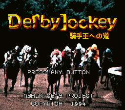 Derby Jockey - Kishu Ou he no Michi