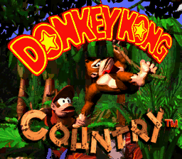 Donkey Kong Country - Competition Cartridge