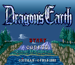 Dragon's Earth