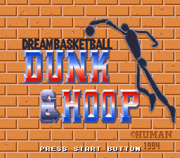 Dream Basketball - Dunk & Hoop