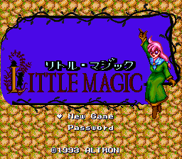 Little Magic