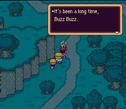 It's been a long time, Buzz Buzz.