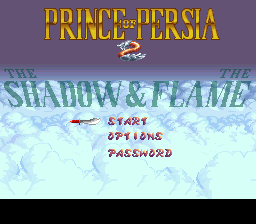 Prince of Persia 2 - The Shadow & The Flame