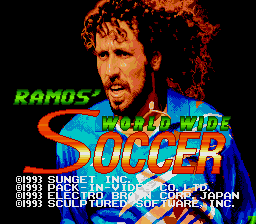 Ramos Rui no World Wide Soccer