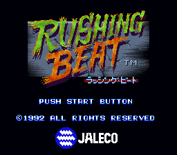 Rushing Beat