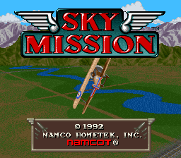 Sky Mission