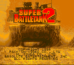 Super Battletank 2