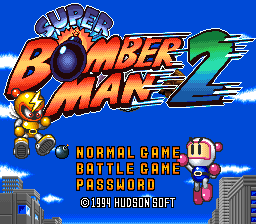 Super Bomberman 2 - Caravan Edition