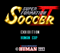 Super Formation Soccer 2
