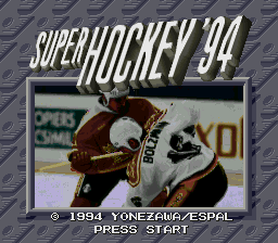 Super Hockey '94