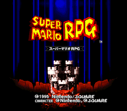 Super Mario RPG - Legend of the Seven Stars