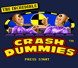The Incredible Crash Dummies - Dr. Sabu o Sukuidase