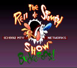 The Ren & Stimpy Show - Buckeroos!