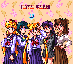 Bishoujo Senshi Sailor Moon R English