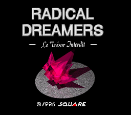 BS Radical Dreamers English