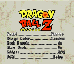 Dragonball Z - Hyper Dimension English