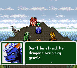 Emerald Dragon English