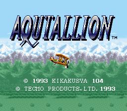 Aqutallion
