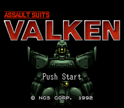 Assault Suits Valken