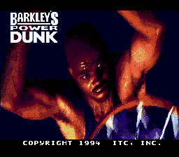 Barkley's Power Dunk