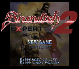 Brandish 2 - Expert