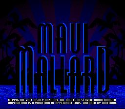 Donald no Maui Mallard