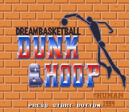 Dream Basketball - Dunk & Hoop