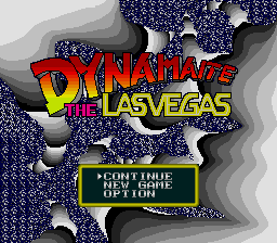 Dynamaite - The Las Vegas