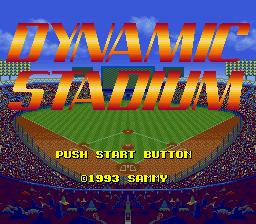 Dynamic Stadium