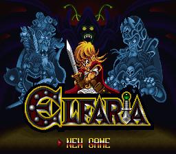 Elfaria - A Fantastic Theater