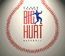 Frank Thomas' Big Hurt Baseball