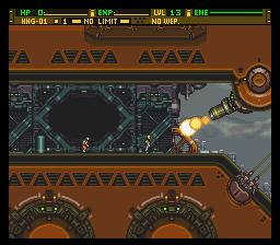 Front Mission - Gun Hazard