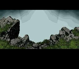 Overlooking a Cliff