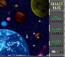 Galaxy Wars