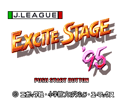 J. League Excite Stage '95