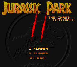 Jurassic Park Part 2 - The Chaos Continues