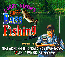 Larry Nixon's Super Bass Fishing