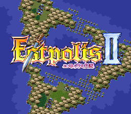 Estpolis Denki II (SNES) Super Nintendo Game by Taito / Neverland
