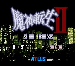 Majin Tensei 2 - Spiral Nemesis