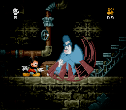 Mickey Mania - The Timeless Adventures of Mickey Mouse