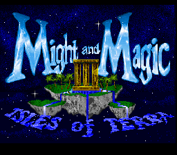 Might and Magic III - Isles of Terra