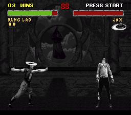 Mortal Kombat 2 - Kyuukyoku Shinken