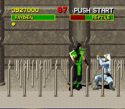 Mortal Kombat - Shinken Kourin Densetsu