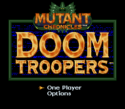 Mutant Chronicles - Doom Troopers