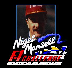Nigel Mansell's F1 Challenge