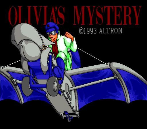 Olivia's Mystery