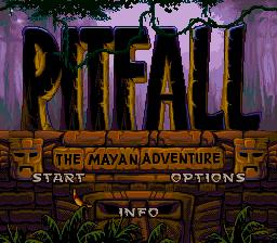 Pitfall - Maya no Daibouken