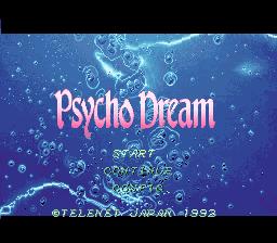 Psycho Dream