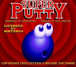 Putty Moon