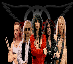 Aerosmith Portrait